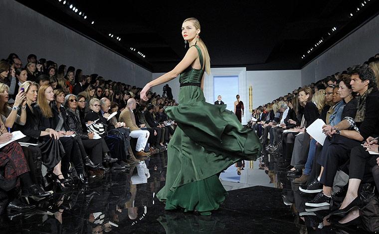 New York Fashion Week: Ralph Lauren Autumn 2011 collection at New York Fashion Week