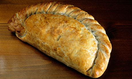 Cornish Pasty Best Food