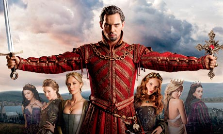 have you been watching the tudors