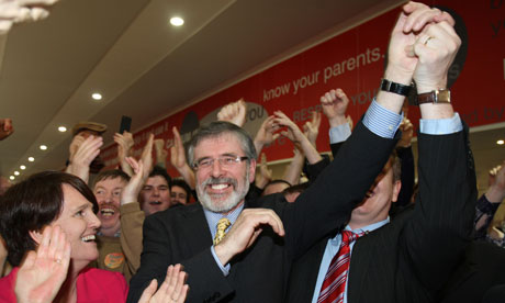 gerry adams british irish relationship ring