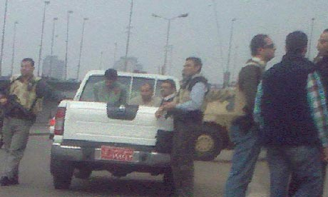Cairo arrests