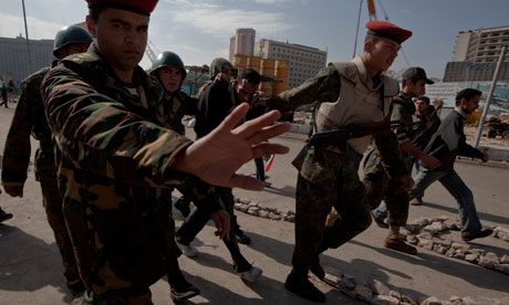 Egypt's army 'involved in detentions and torture' | World ...