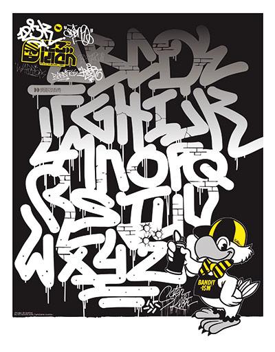 Street Fonts Book