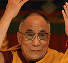 The Dalai Lama has said he will remain as Tibet's spiritual leader