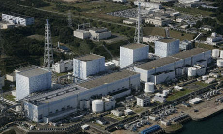 Fukushima No 1 reactor