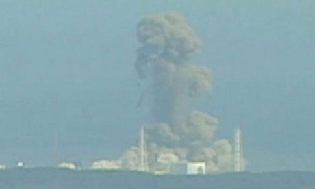 Japan nuclear threat: smoke rises from Fukushima power complex