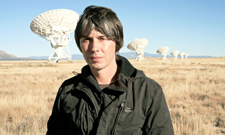 Brian Cox in Wonders of the Universe