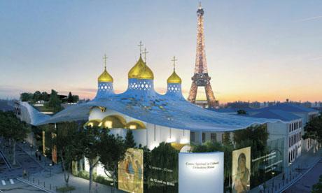 In Paris Russian 101