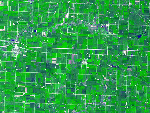 Agricultural Pattern: In Minnesota