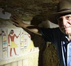 Zahi Hawass, secretary general of the Egyptian Supreme Council of Antiquities (SCA)