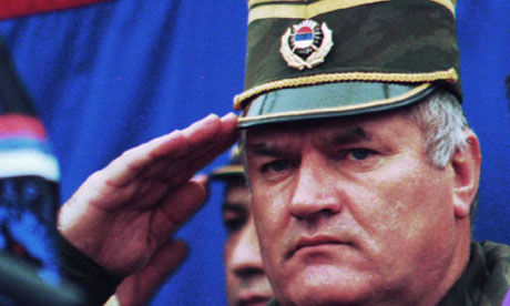 Serbian police have arrested a man suspected of being wanted war crimes suspect Ratko Mladic