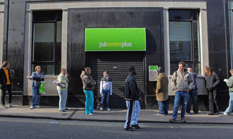 Job Centre: Unemployment