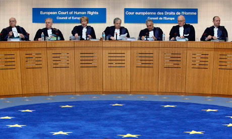 Judges of the European court of human rights