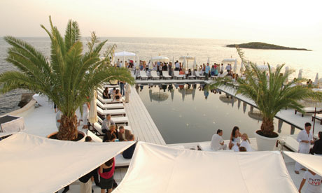 Puro Beach club, Mallorca