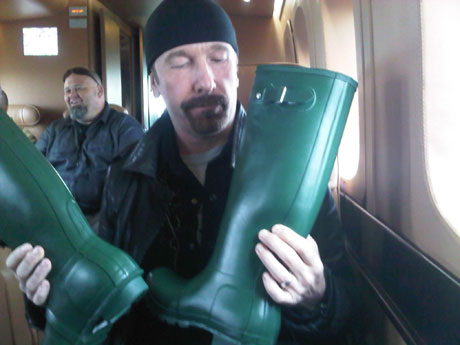 Edge U2 wellies