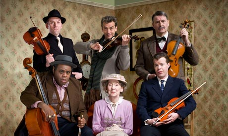The Ladykillers return to the Vaudevile theatre in London
