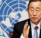Ban Ki-moon calls for end to Aids by 2020