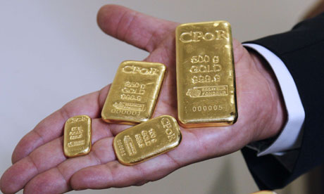 Gold Price Hits Record Amid Eurozone And Us Debt Ceiling
