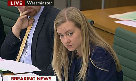 Nicola Blackwood MP questions Sir Paul Stephenson