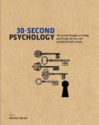 30 Second Psychology cover