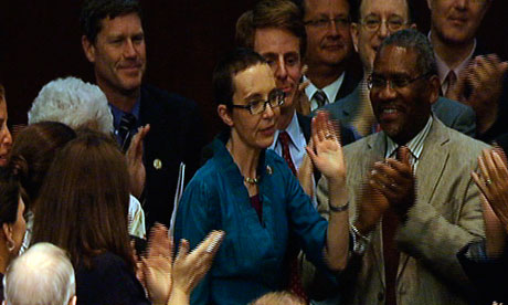 Gabrielle Giffords in the US House of Representatives