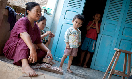 VIETNAM: Il Delta del Mekong e i cambiamenti climatici