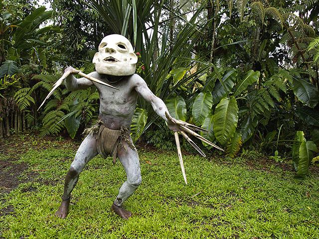 celebrate gallery: Mudman, Papua New Guinea