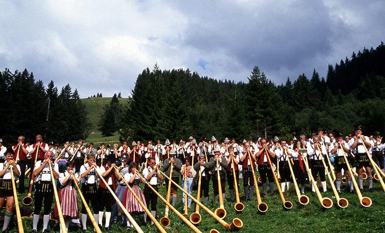 celebrate gallery: Alphorn Festival, Bavaria