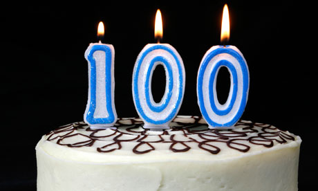 Fabulous How Likely Are You To Live To 100 Get The Full Data News Funny Birthday Cards Online Aboleapandamsfinfo