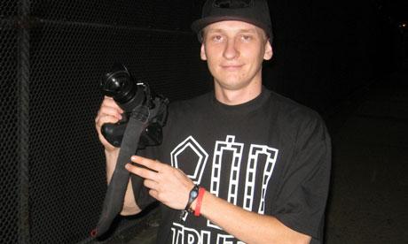 Luke Rudkowski