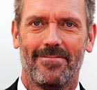 Hugh Laurie at the 2011 Emmy awards in Los Angeles