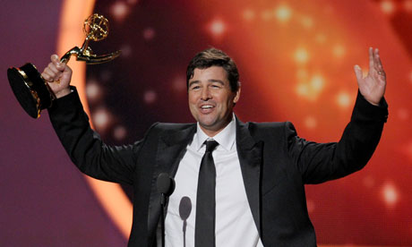 Kyle Chandler at the 2011 Emmy awards in Los Angeles