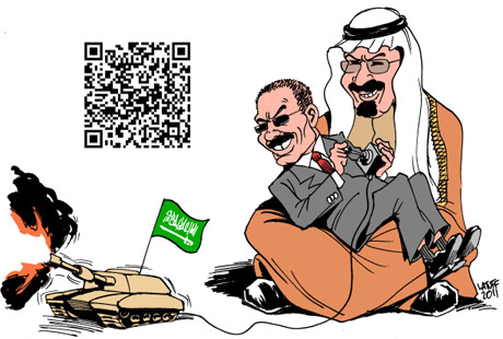 saleh-cartoon-yemen