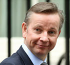 Michael Gove downing street
