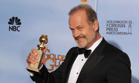 Kelsey Grammer at the Golden Globes