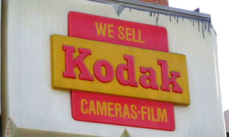 Kodak has filed for bankruptcy