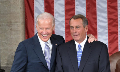 Boehner Biden State of the Union