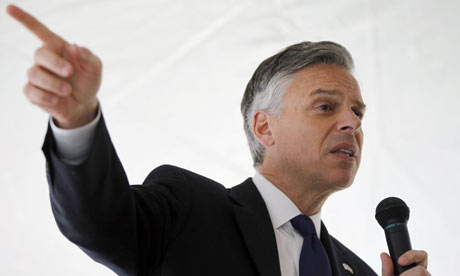 Jon Huntsman in New Hampshire