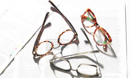 Observer Magazine Competition: Win a pair of Hardy Amies frames ...