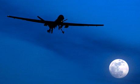 A US Predator drone