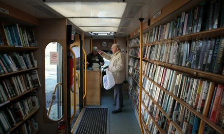 Mobile Libraries Offer Valuable Services To Rural Communities