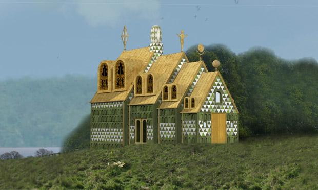 Grayson Perry To Build Holiday Home Shrine To Essex