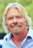 Hairy Richard Branson