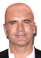 Bald Simon Cowell