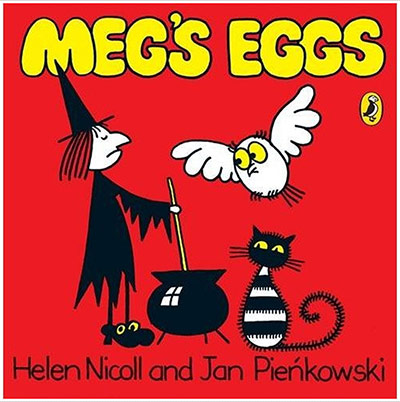 Meg And Mog Book Covers In Pictures Books The Guardian
