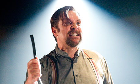 Michael Ball in Sweeney Todd at the Chichester Festival Theatre