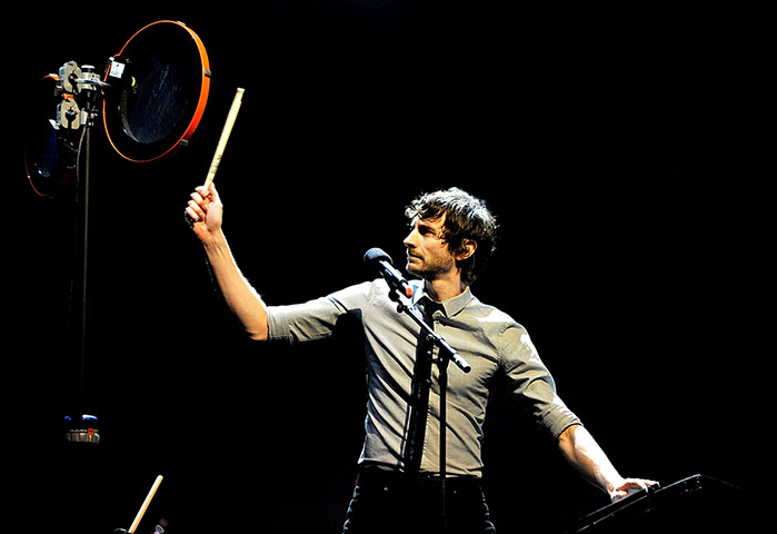 Week in music: Gotye performs at Manchester Apollo