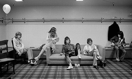 The Rolling Stones in 1972