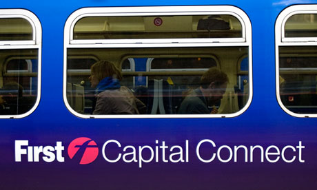 First Capital Connect train