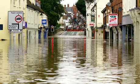 Free loans offered for flooded businesses - Hounslow Chamber